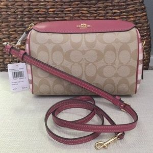 Coach Bennett Crossbody Brand new with tag